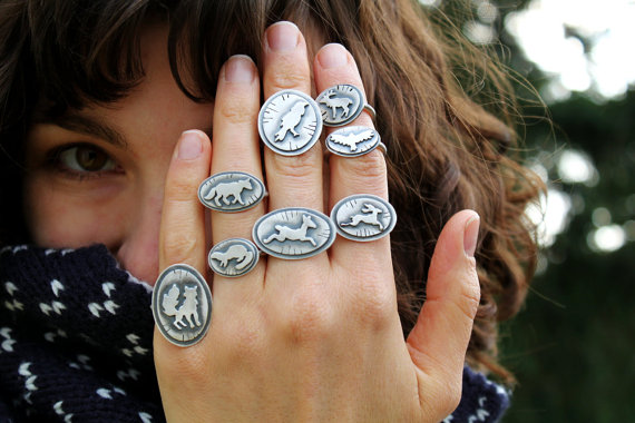 Tribe Rings