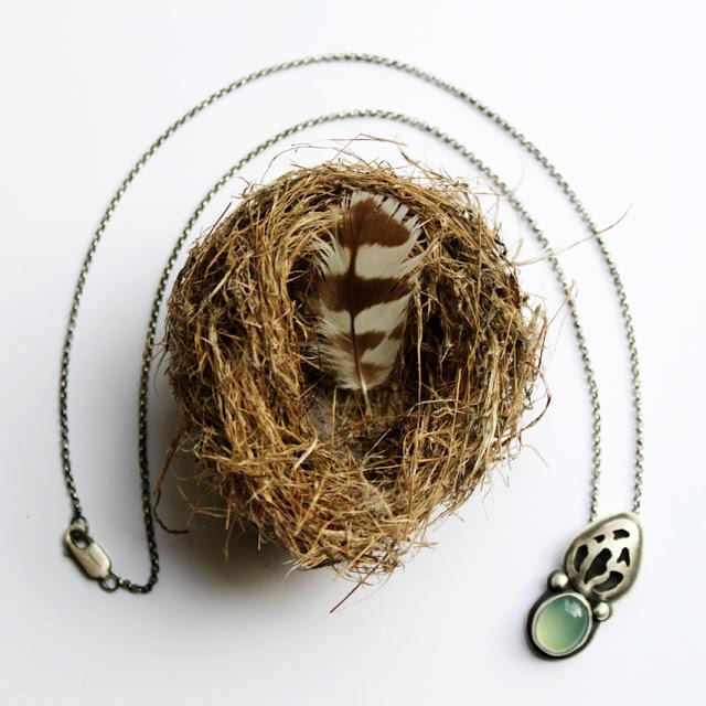 Odonata Necklace