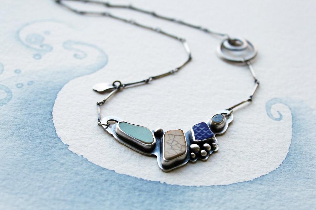 Ten Thousand Histories Necklace