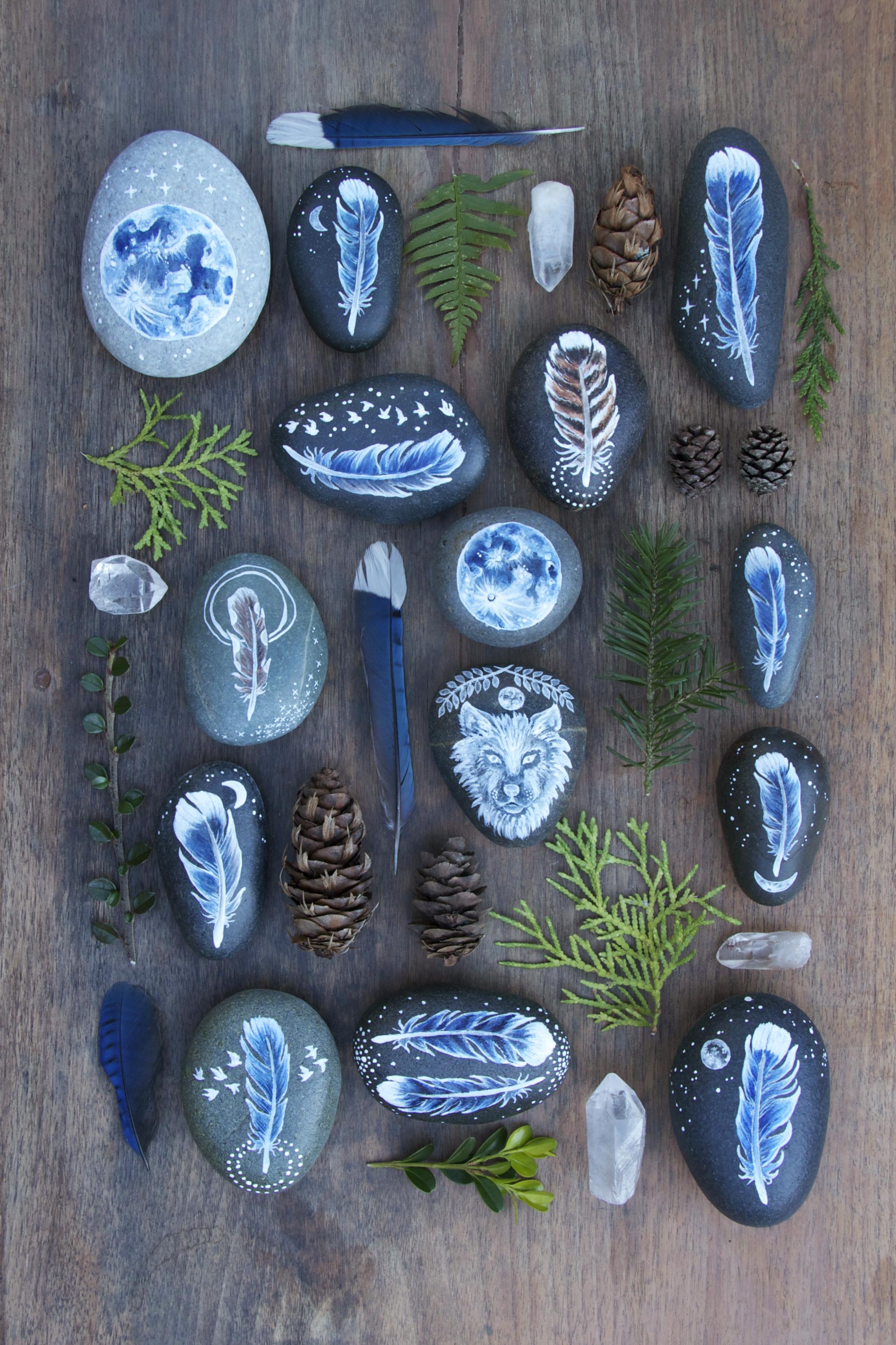 Stone Meditations