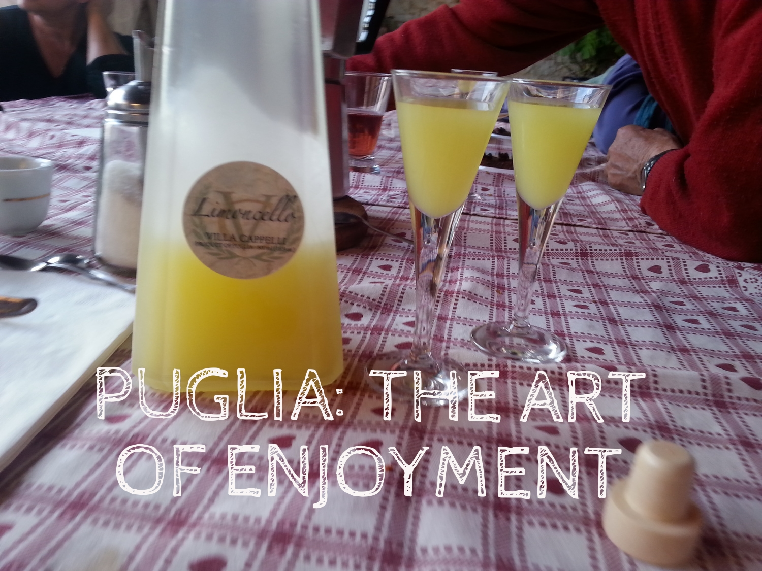 Puglia: The Art of Enjoyment