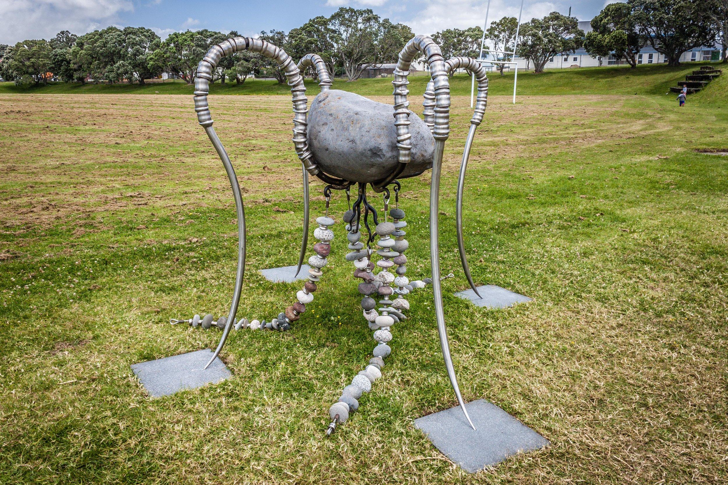 Fort Takapuna Sculpture Park - Nov 2016 - 1.jpg