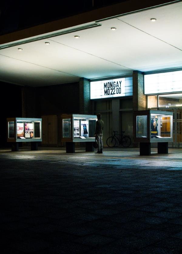 Kino International-Berlin-Cinema-Night Photography