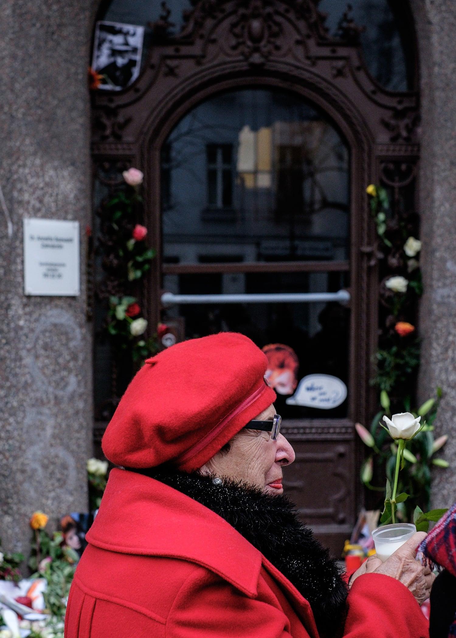 Bowie-Hauptstr-Door-Berlin-Matthew-Coleman-Photography