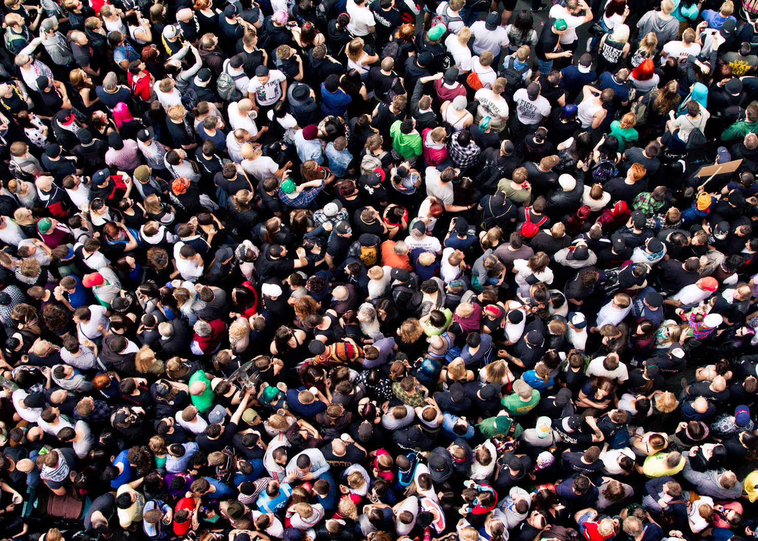 Crowd-Above-People-Berlin-May-Day-Matthew-Coleman-Photography