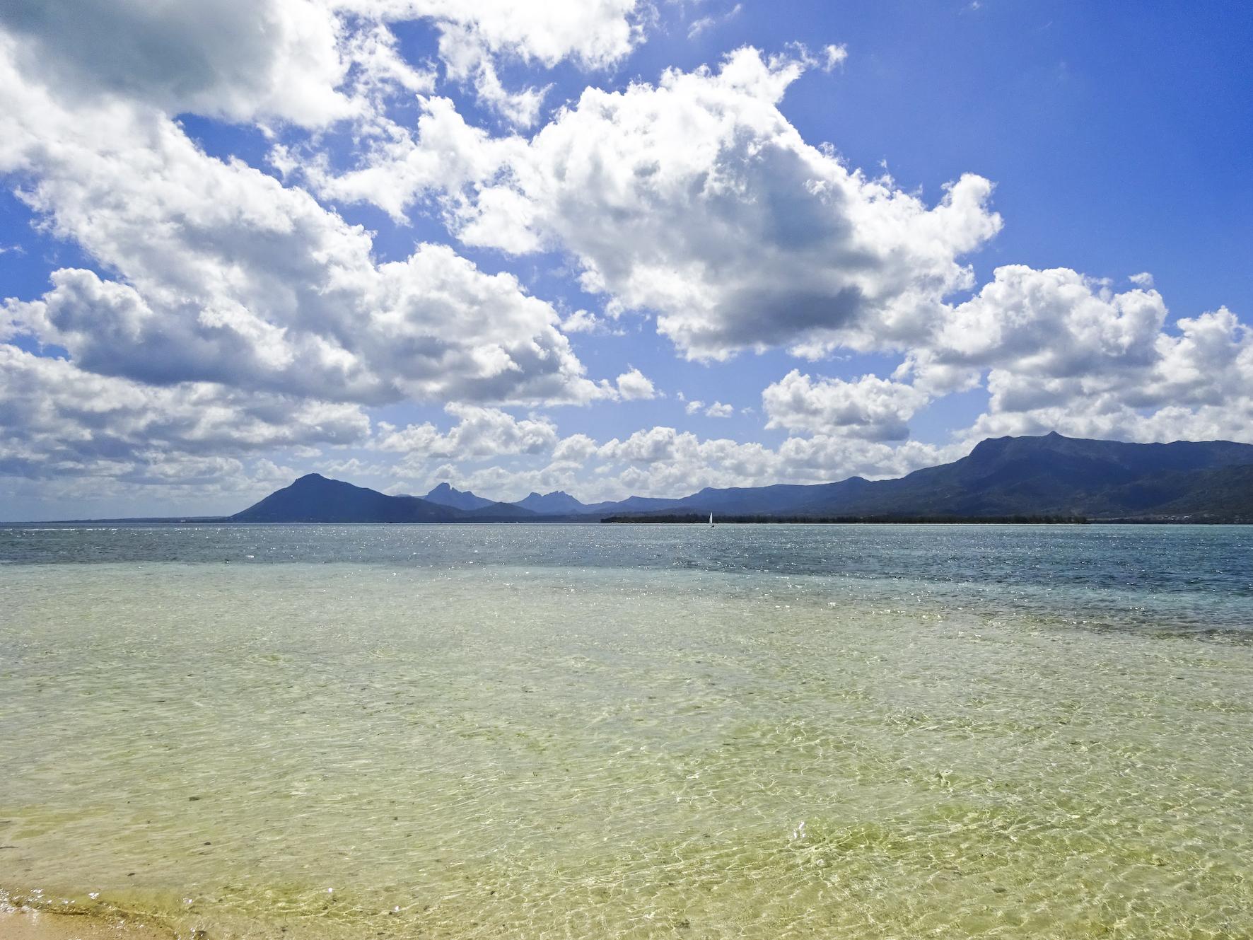 Süden von Mauritius