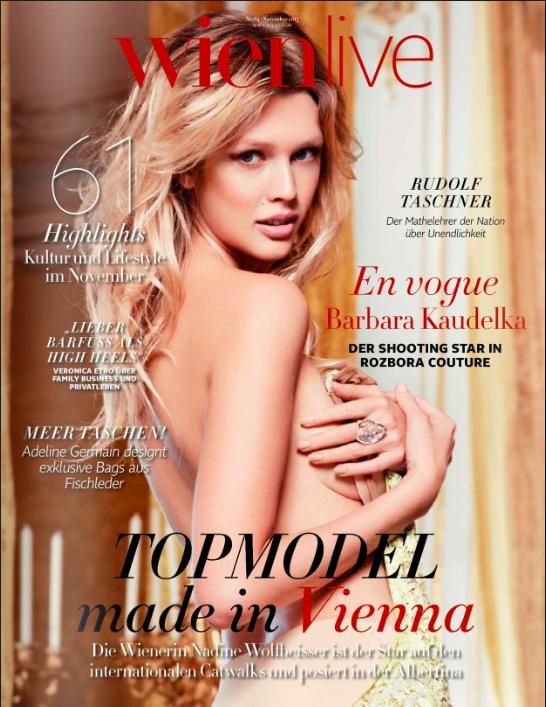 wienlive Magazin - Ausgabe November 2013