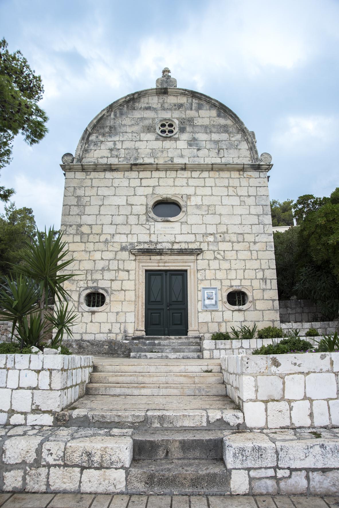 Kirche in Hvar Stadt