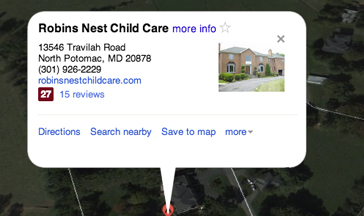 Click to find us on Google maps