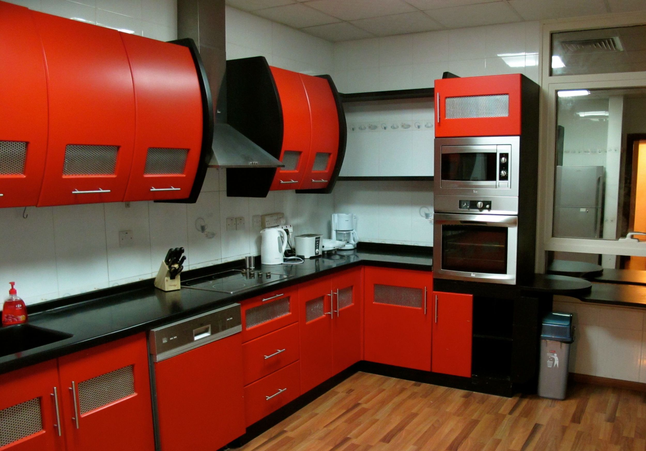 """A kitchen that might best be described as """"stunning."""""""