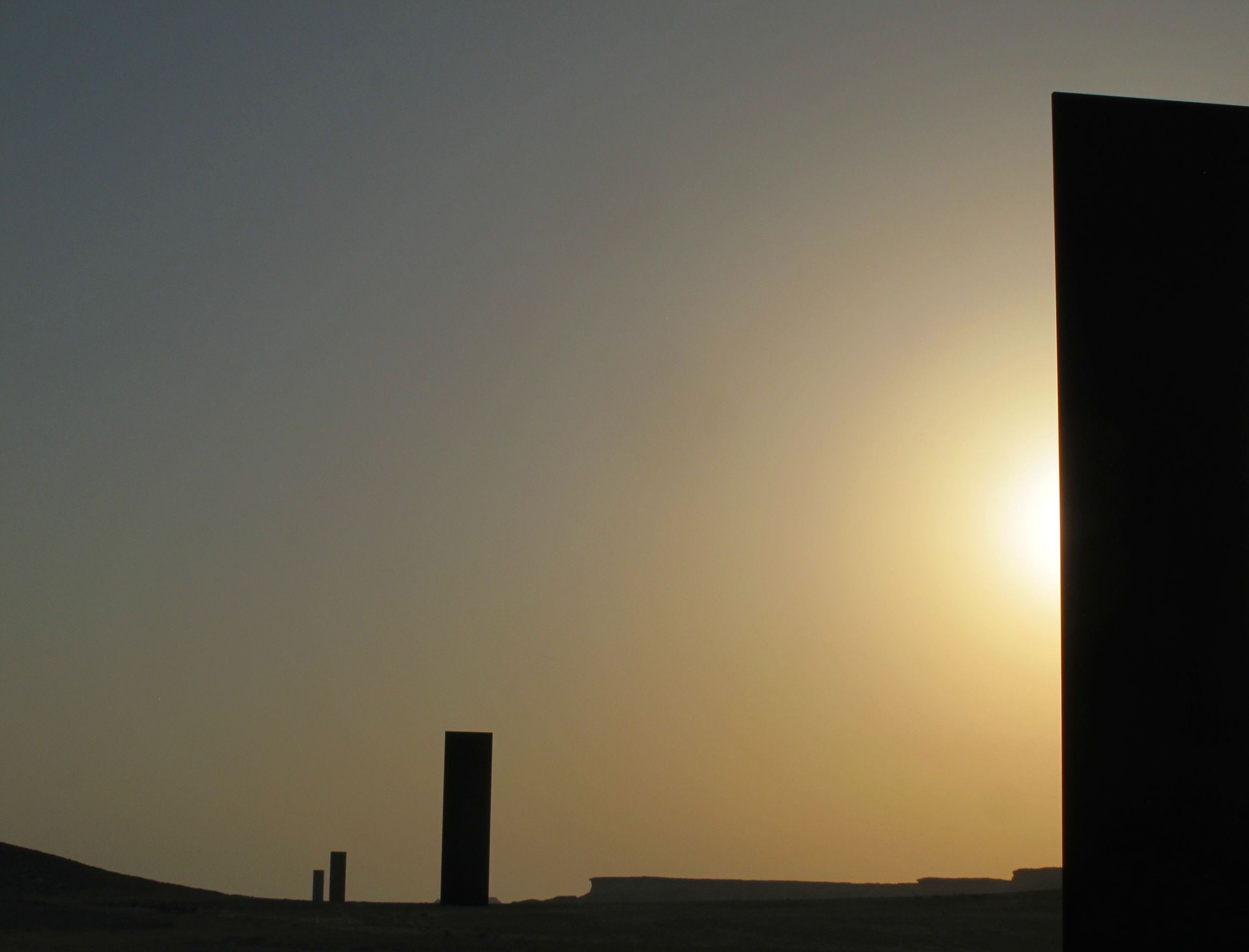 East-West/West-East by Richard Serra