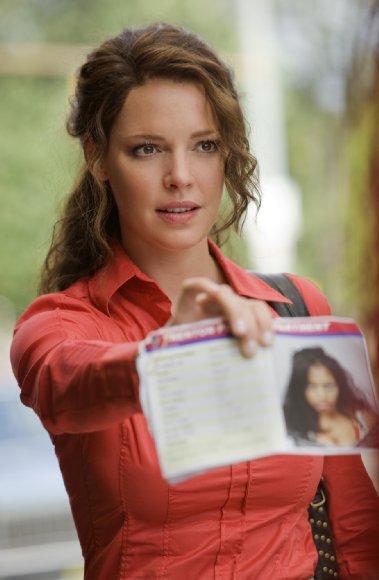 Katherine Heigl as Stephanie Plum