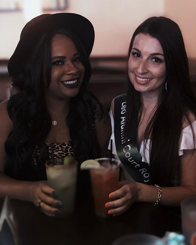 My Day 1 joins the dirty thirty club today. I love you so much, Samantha. Margaritas will be drunk in your honor today. . . . . . . . . . . #blog #blogger #labloggers #lifestyle #aestethetic #hipster #boho #grunge #alternative #blackgirl #blackgirlmagic #altblackgirl #altblack  #goth #gothgirl #blackgoth #tattooedblackgirl #girlswithtattoos #beauty #mua #fashion #gothgoth