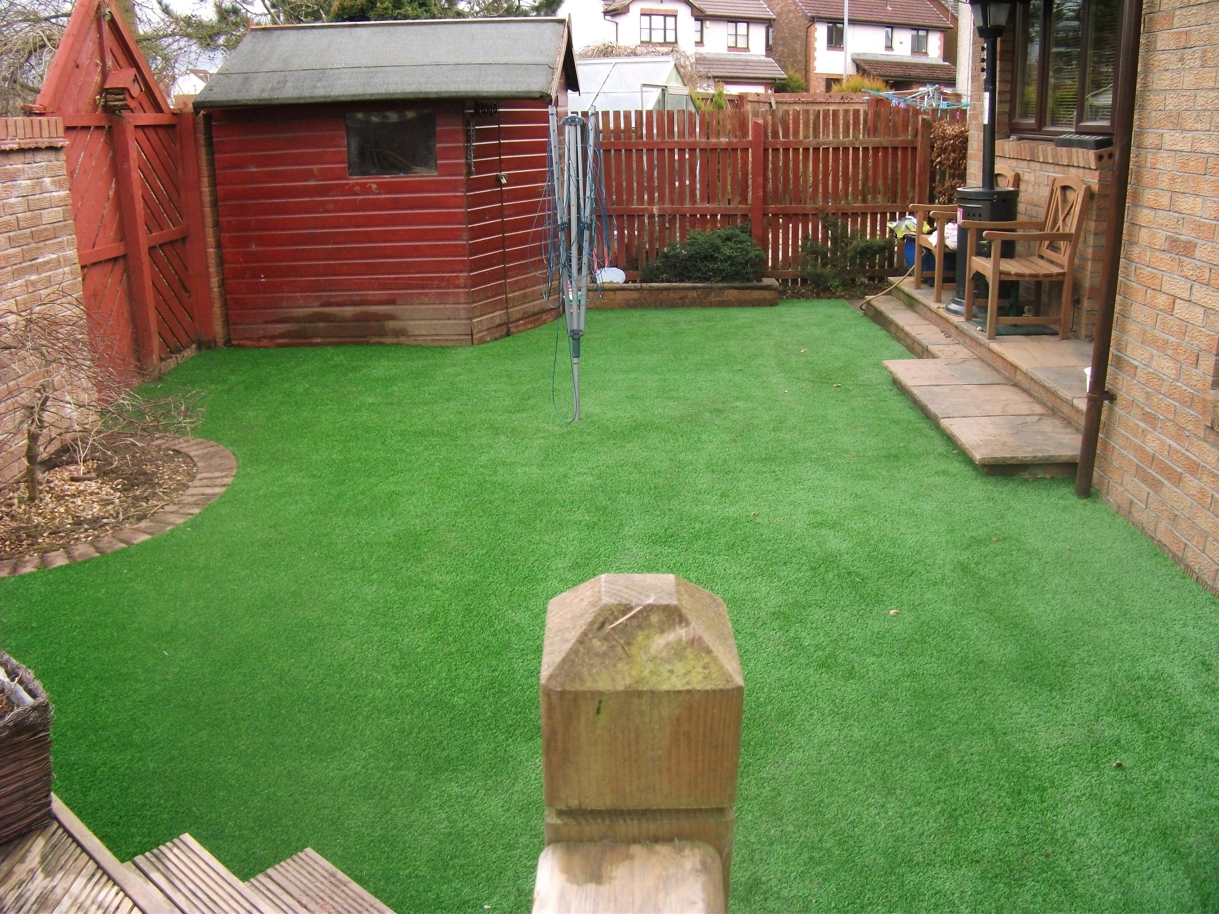synthetic grass Glasgow