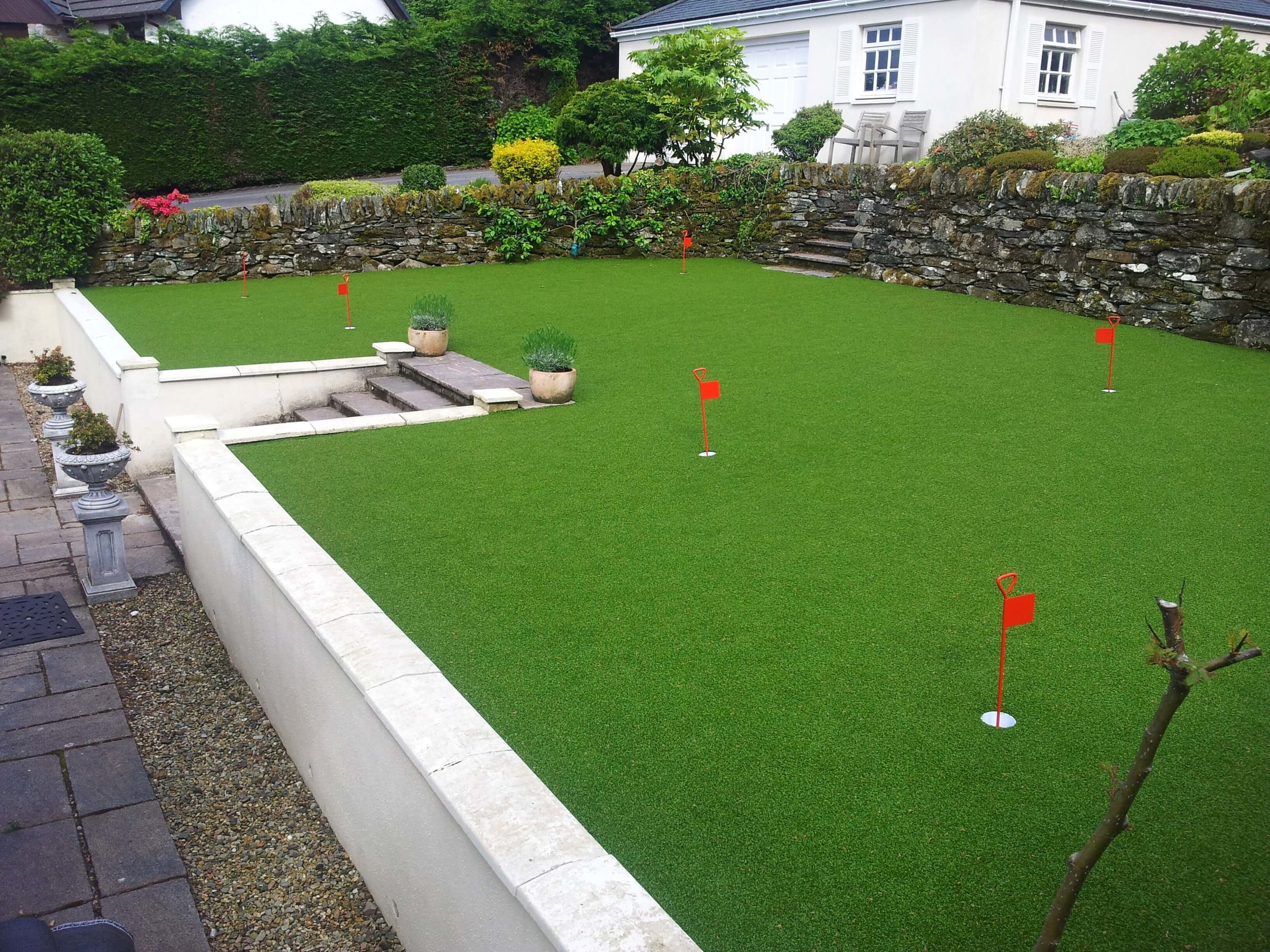 Golf Artificial Gr Home Putting Green Scotland