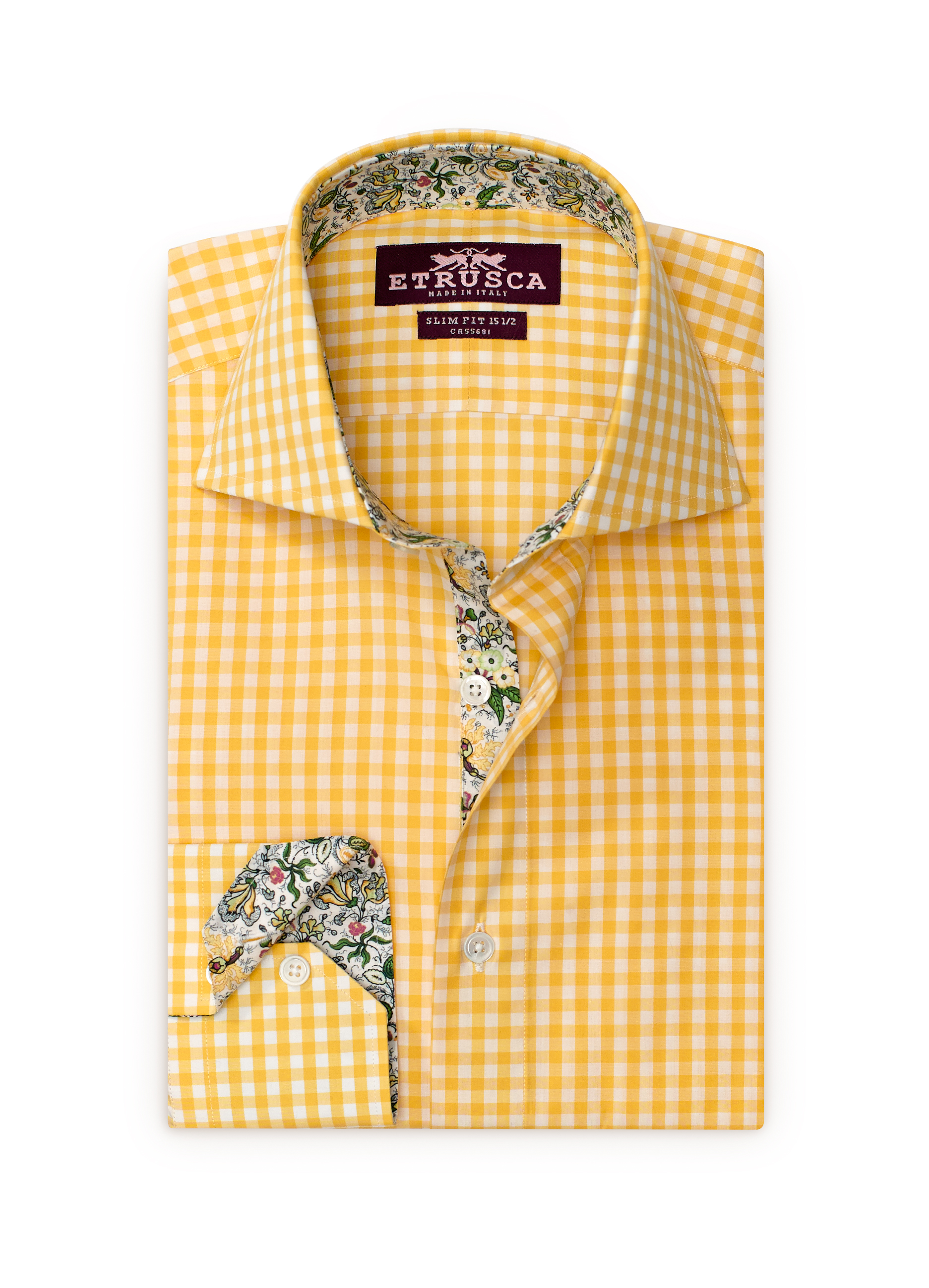 Etrusca-Collezione-Tre-Avvocato-Yellow-Gingham-Floral-Contrast-Folded-002-HR.jpg