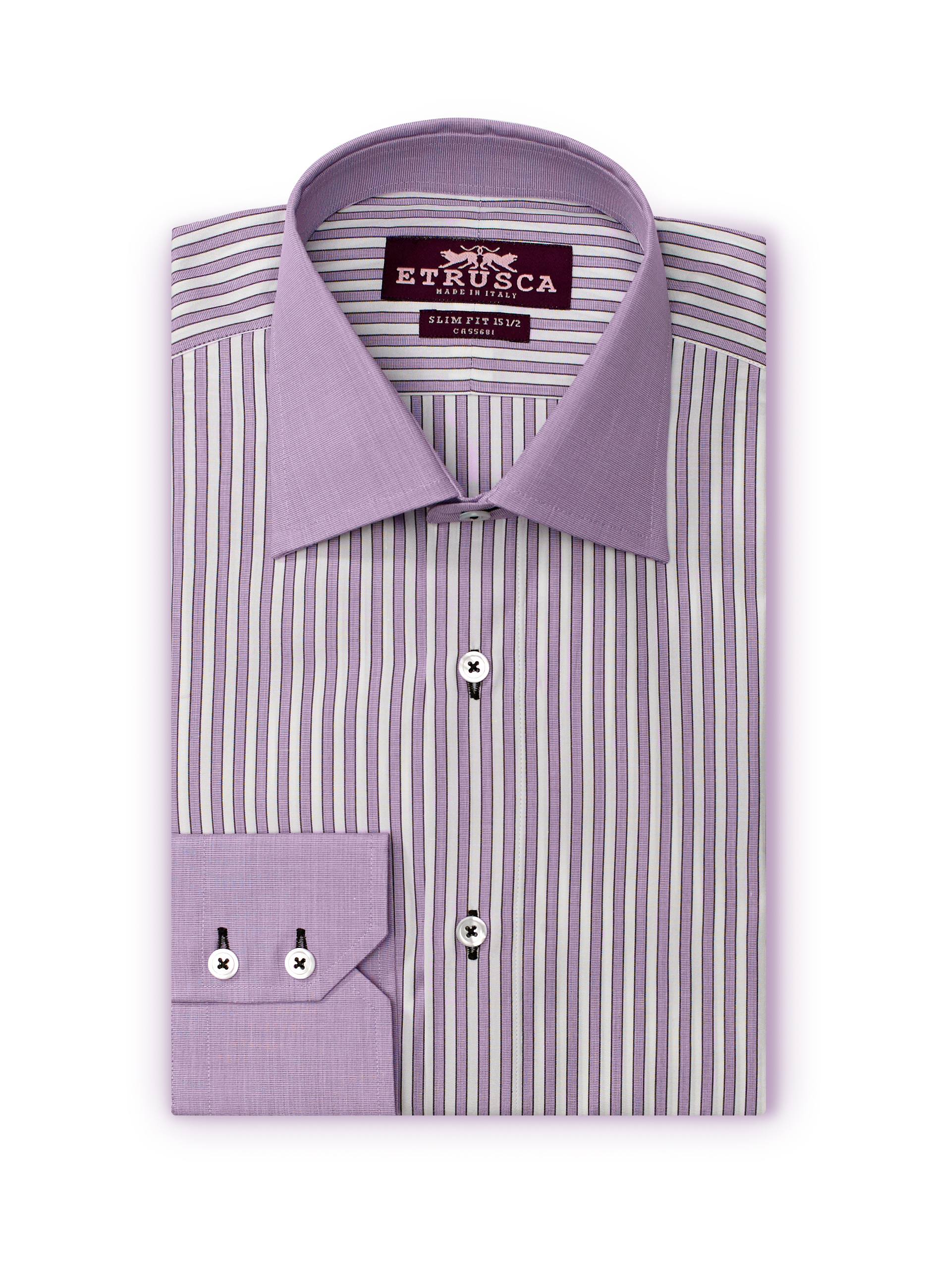 Etrusca-Collezione-Tre-Giorno-Purple-Brown-Stripes-Purple-Collar-Cuff-Folded-001-HR.jpg