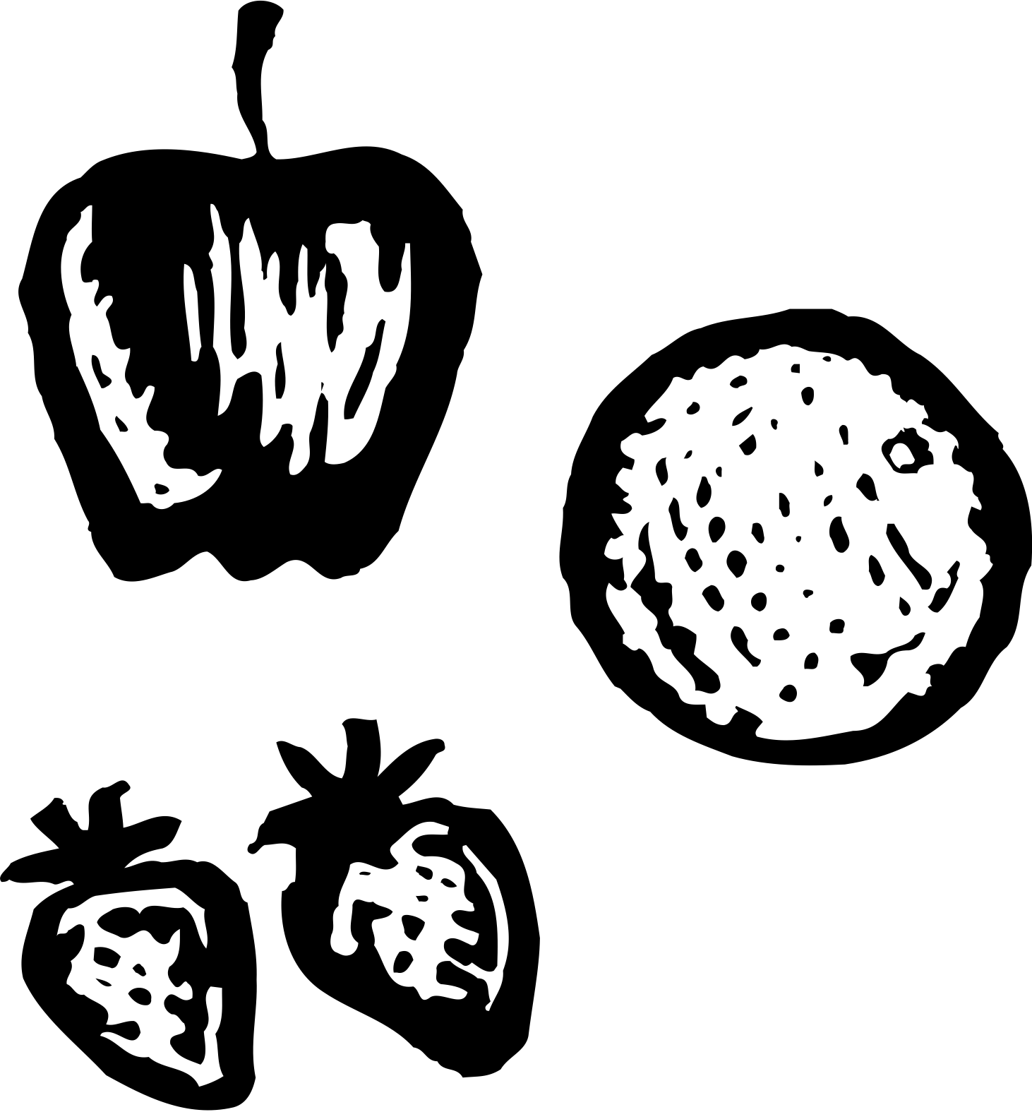 """""""Use your imagination and pick your favorite fruit, like oranges, apples or grapes …"""
