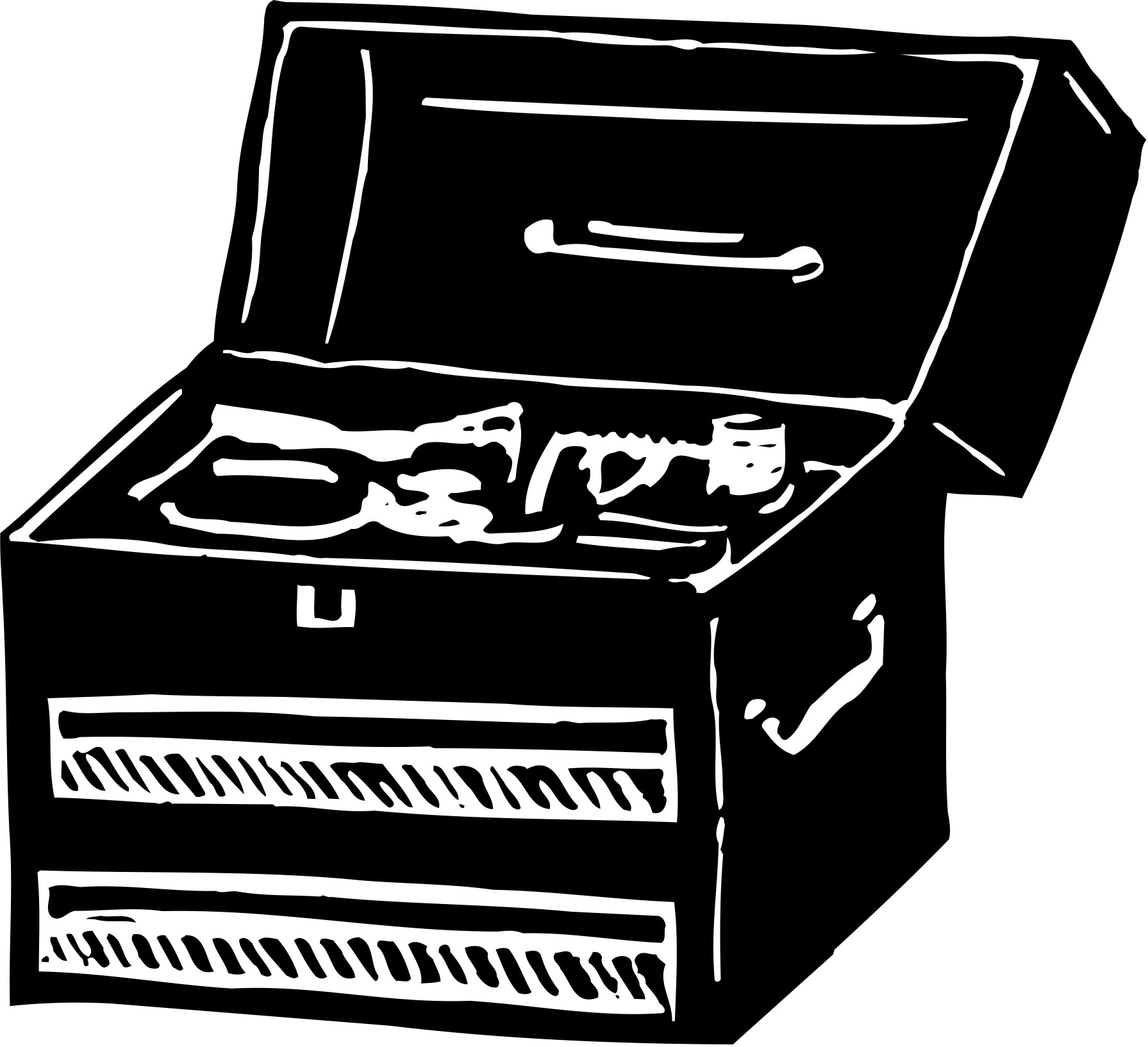 We tell the children that they each have a toolbox …