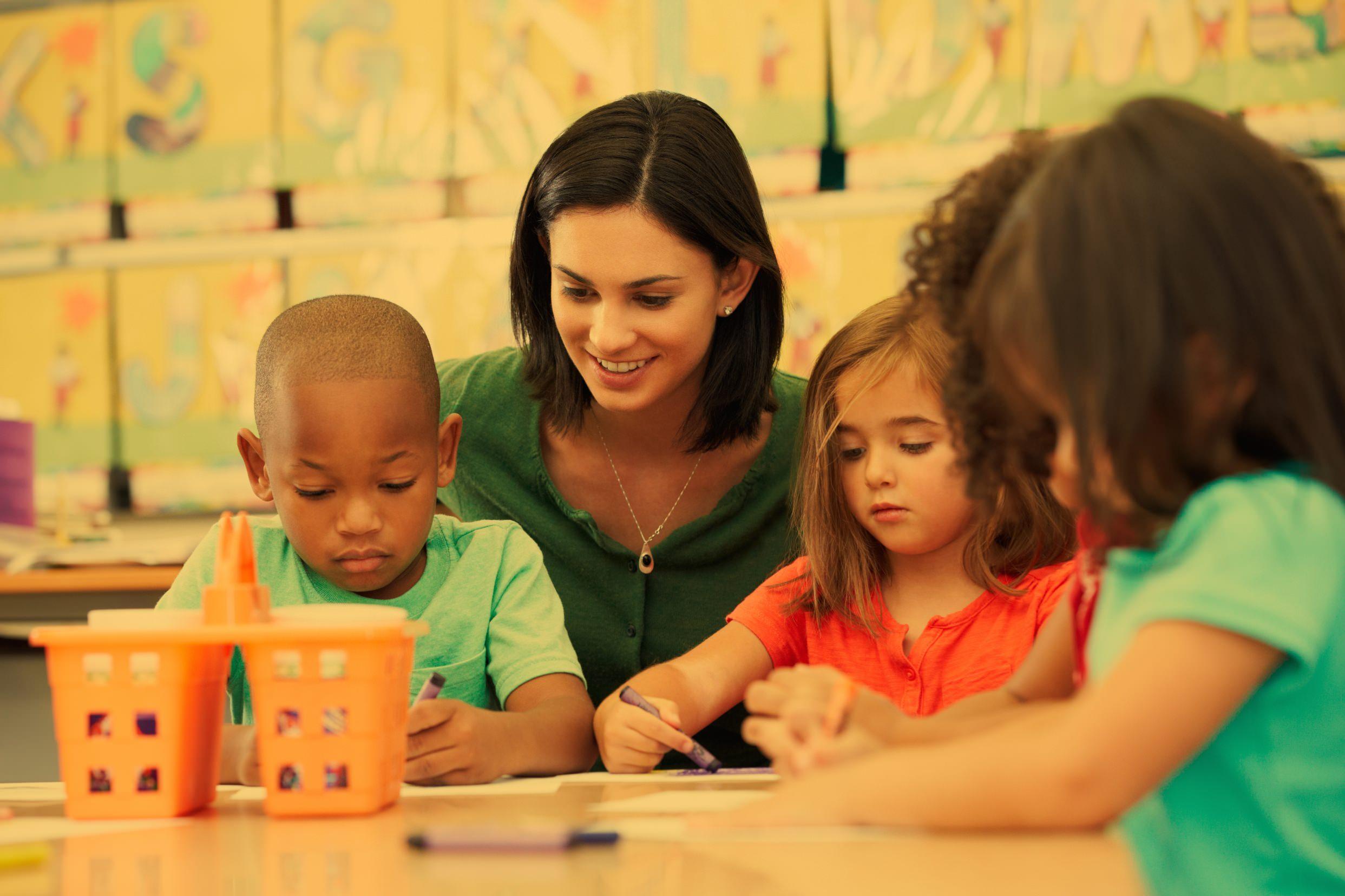 Special Ed Preschool Classroom in Brooklyn