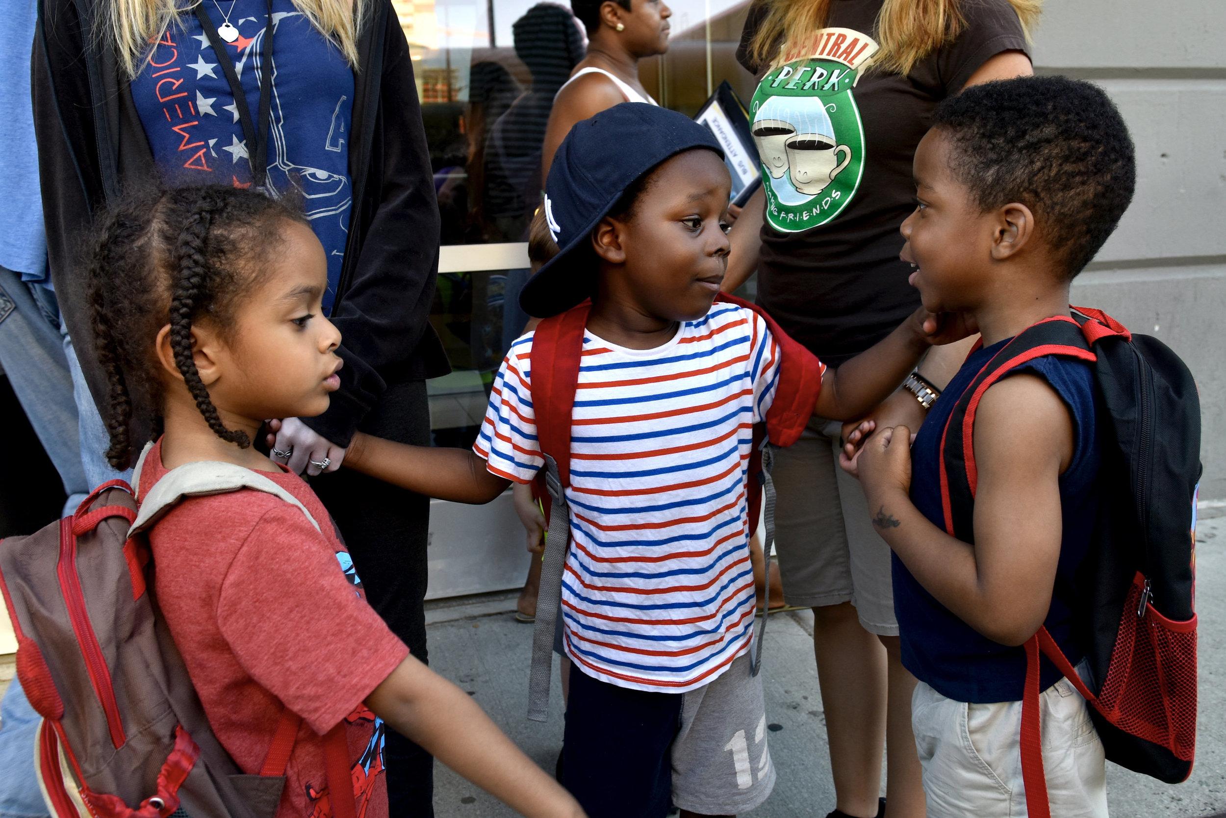 Brooklyn Preschool Students