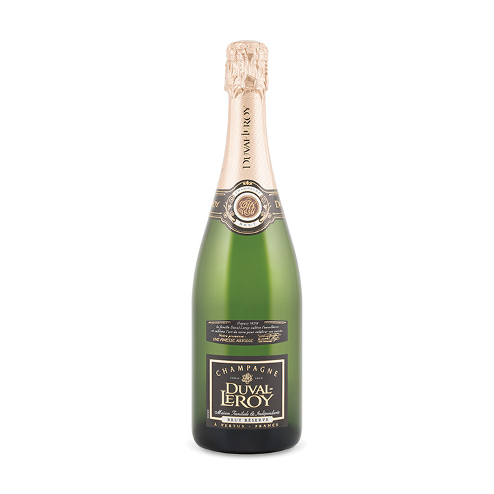 Duval-Leroy Reserve Brut Champagne $55.95
