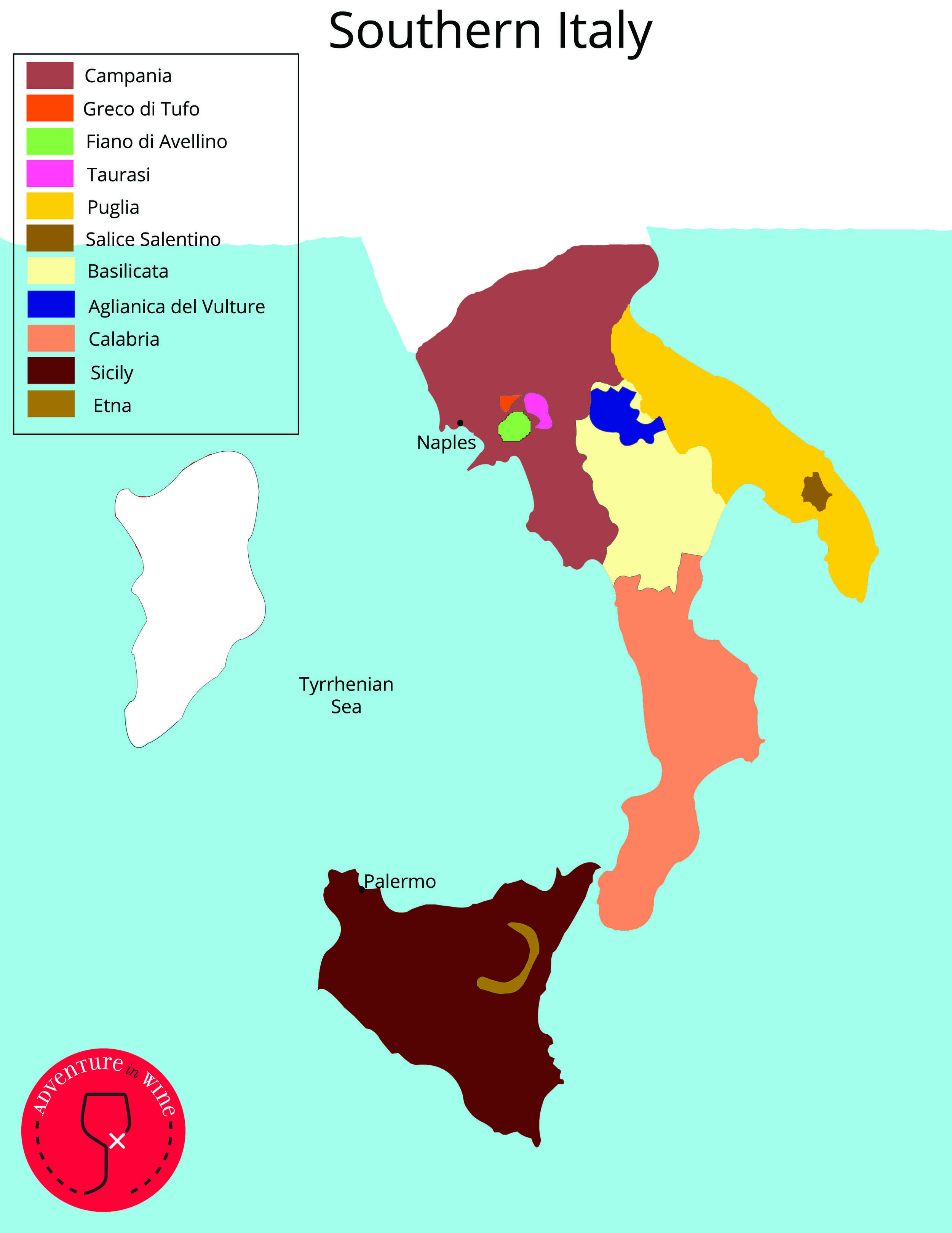 Italy - Southern Italy colour.jpg