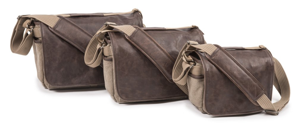 The Think Tank Photo Retrospective Line of Bags now adds Sandstone to their color palette.