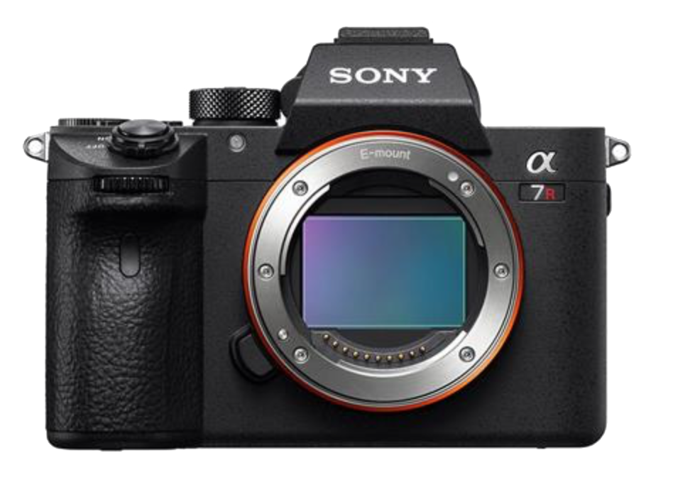 The Sony a7R III - Sony's 42mp camera is the new king of the hill when it comes to file size and dynamic range.