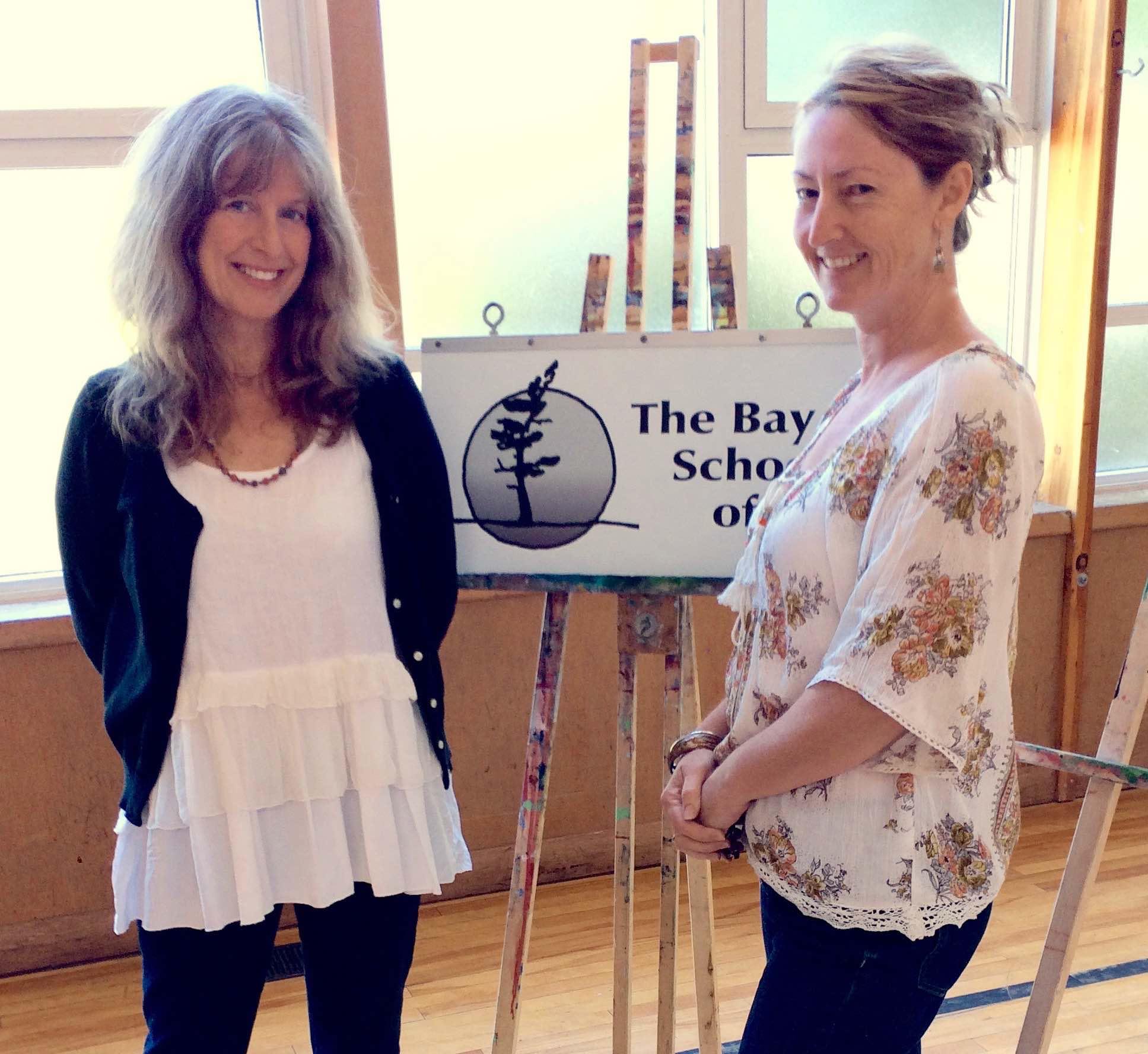 Michelle Fleming & Sue Miller