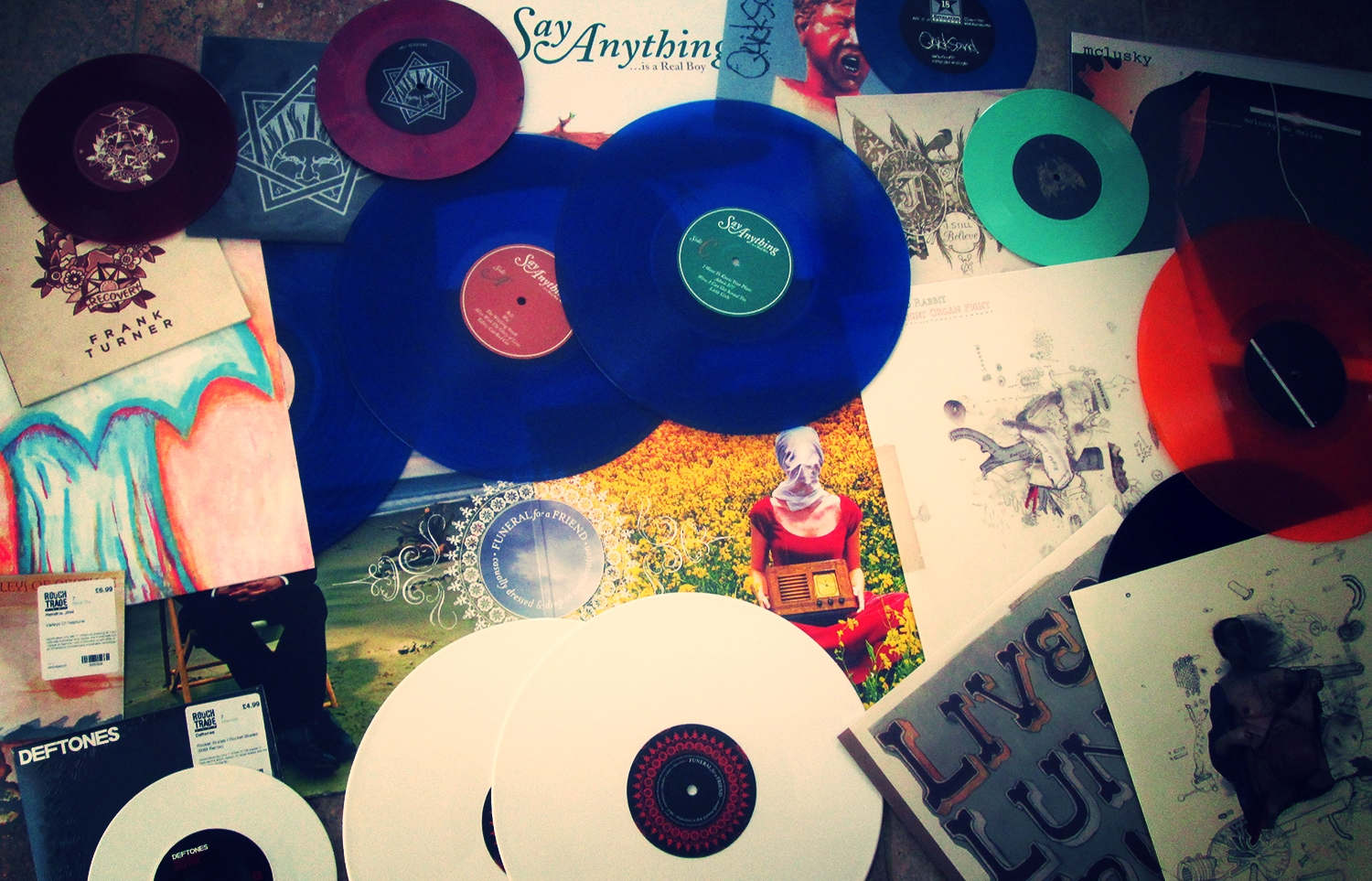 All of these are previous Record Store Day releases - how many of these have you got?