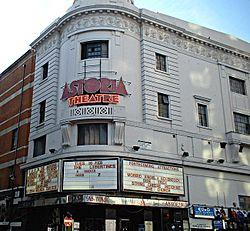 How we miss thee, beloved Astoria Theatre.