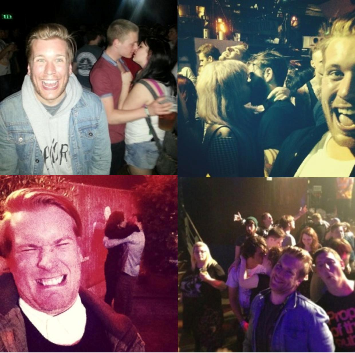 A selection of Rob's favourite 'standing in the way of love' moments. Follow that #standinginthewayoflove !