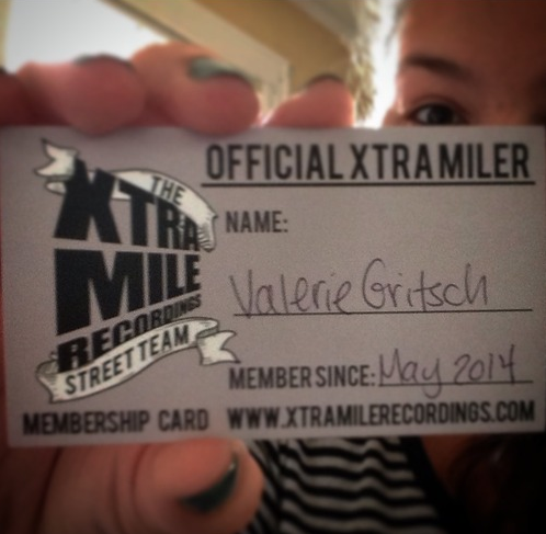 As well as getting to feel officially brilliant, you also get a membership card!