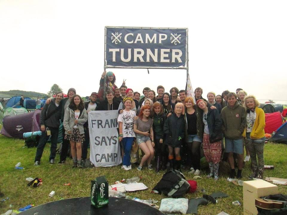 The Camp Turner massive
