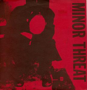 "Minor Threat's 'Filler' 7"" artwork"