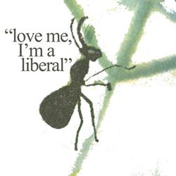 Chris T-T – Love Me, I'm A Liberal EP