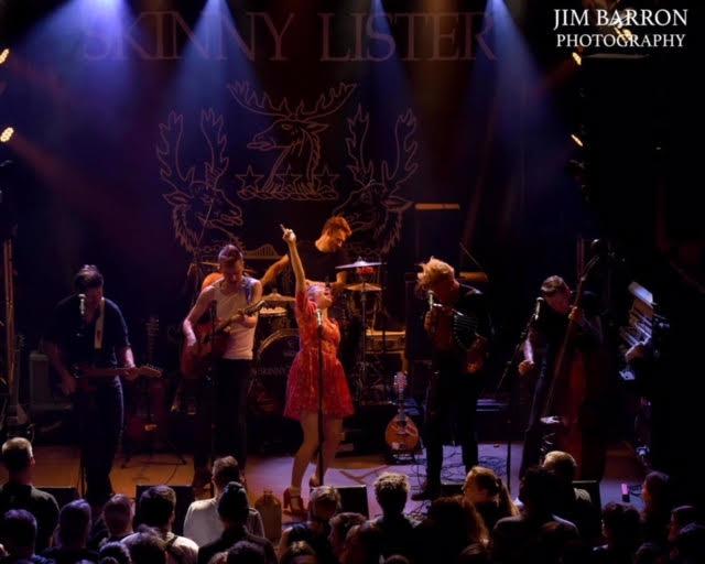Skinny Lister - Image: Jim Barron