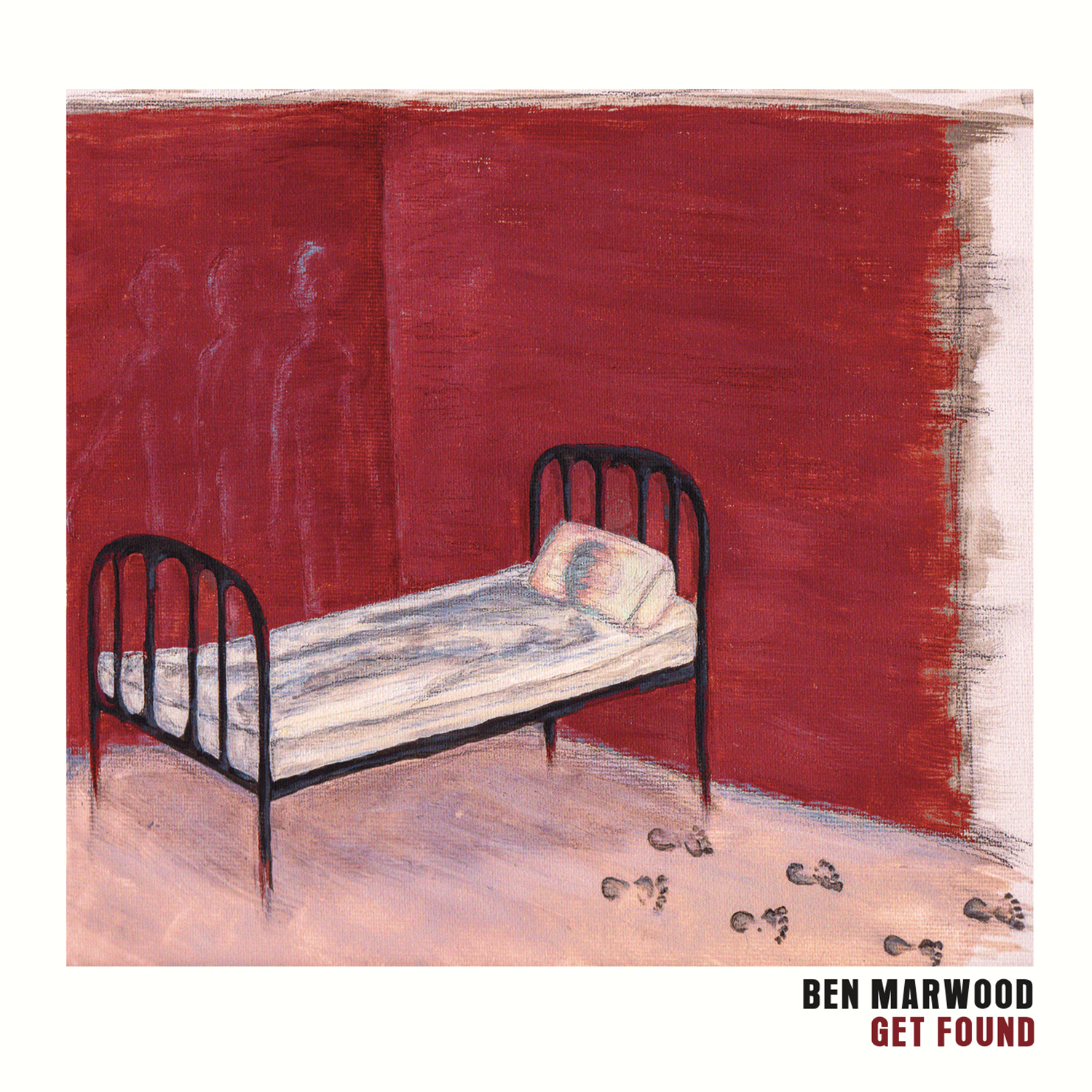 Ben Marwood –  Get Found  (click to buy on CD or download)