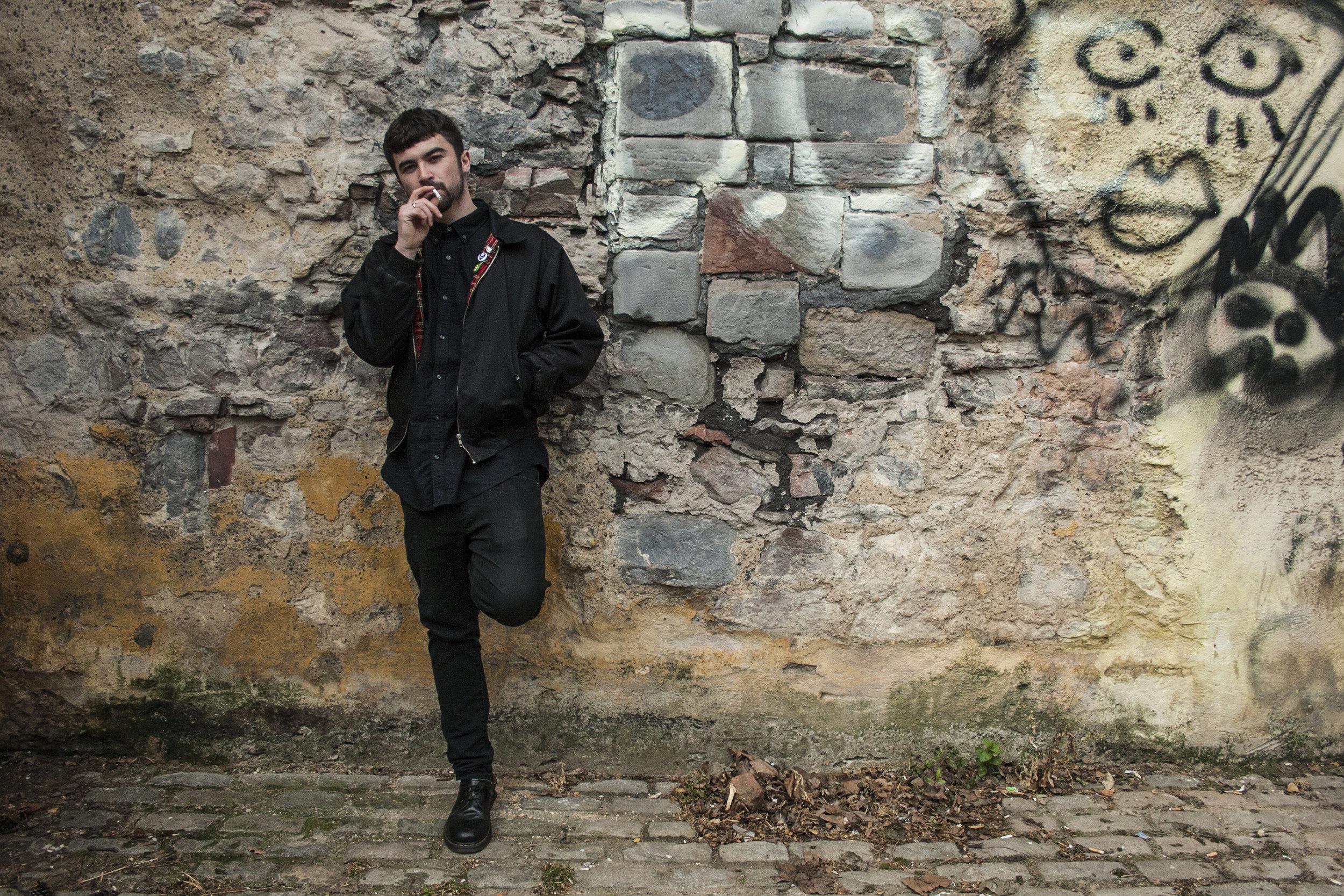 Seán McGowan – Image: Dean Paul