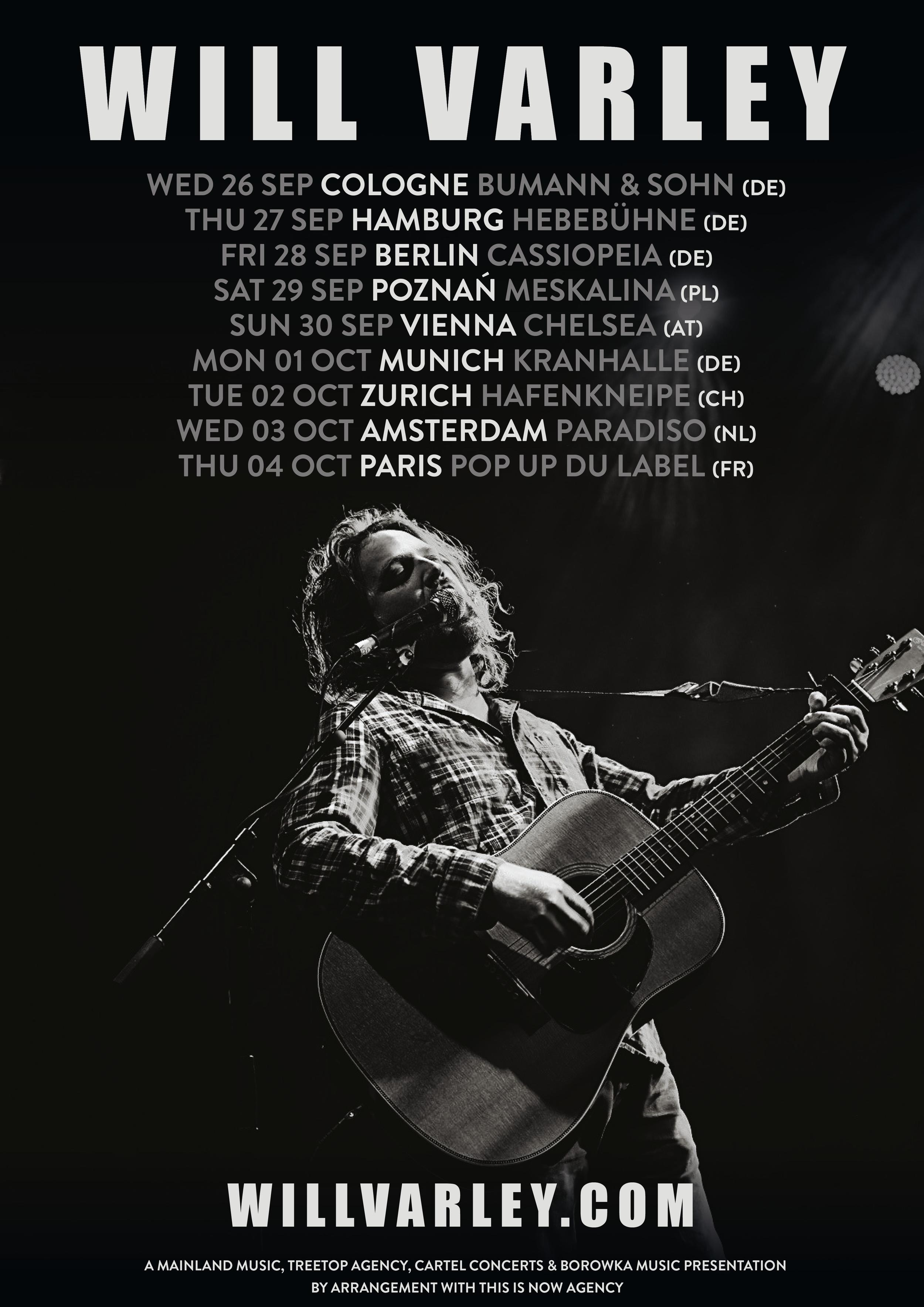 Will Varley European tour 2018.png