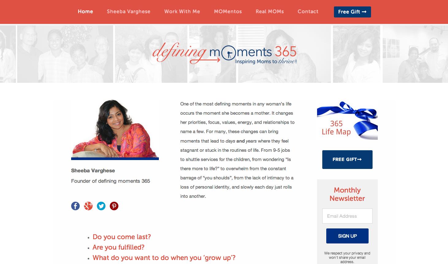 DM365 Website