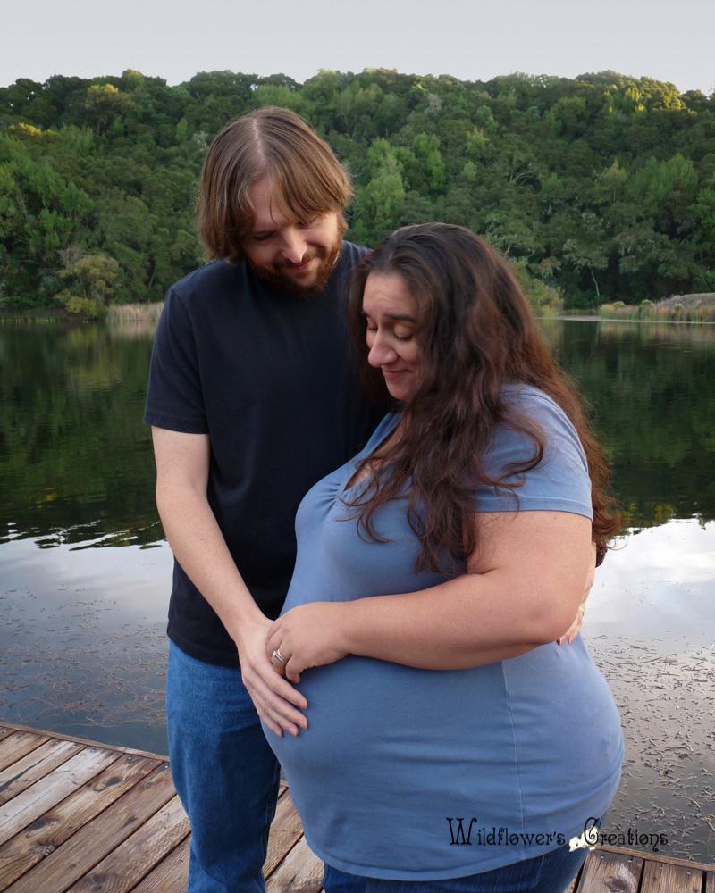 Matt & Maria expecting