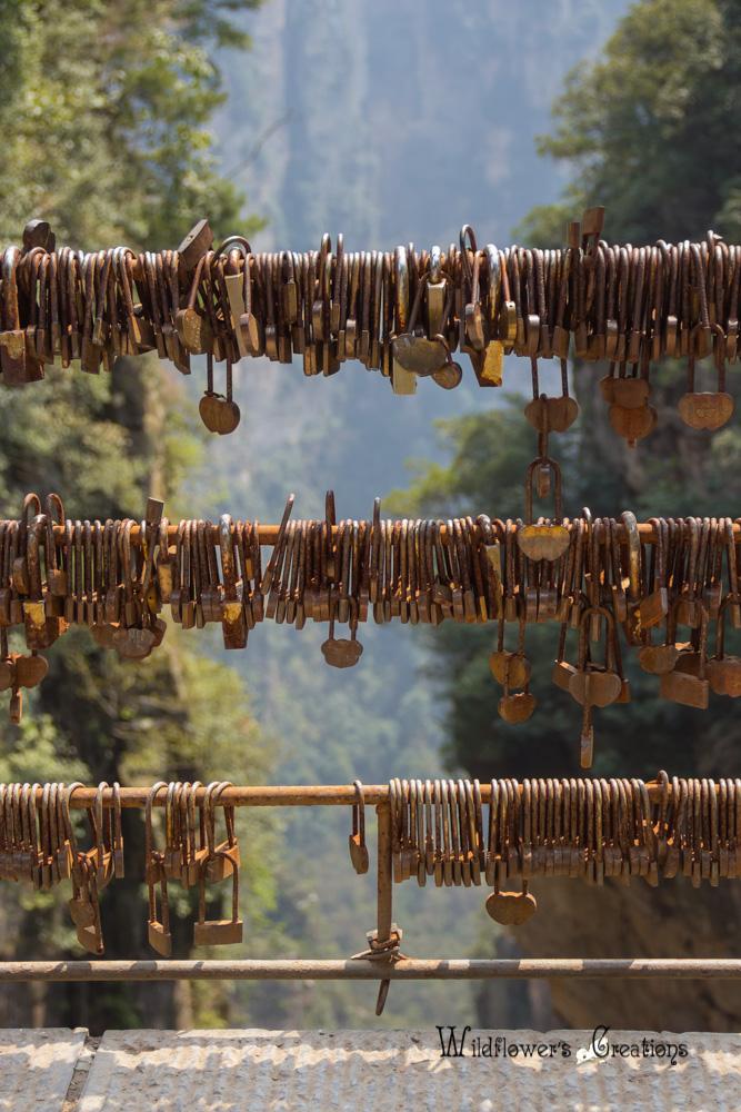 Zhangjiajie - N Bridge - Locket1.jpg