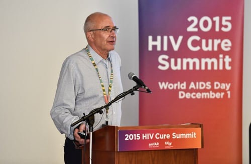 Dr. Paul Volberding will direct the new amfAR Institute for HIV Cure Research
