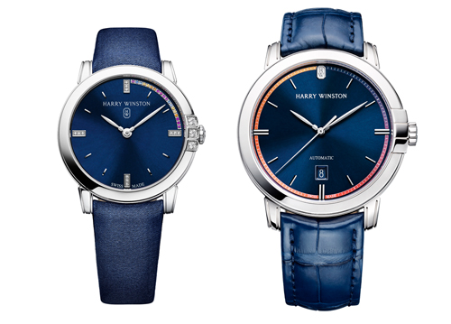 The Countdown to a Cure Timepiece by Harry Winston, Inc.