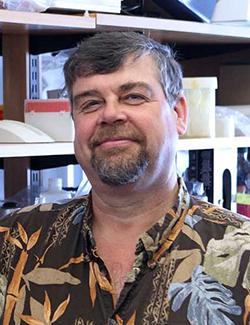 Dr. Thomas Hope, member of amfAR's Scientific Advisory Committee