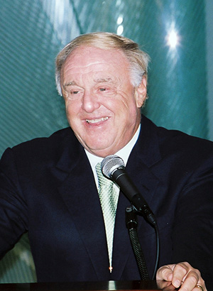 Study senior author Dr. Richard Lerner (Photo by Kevin Fung)