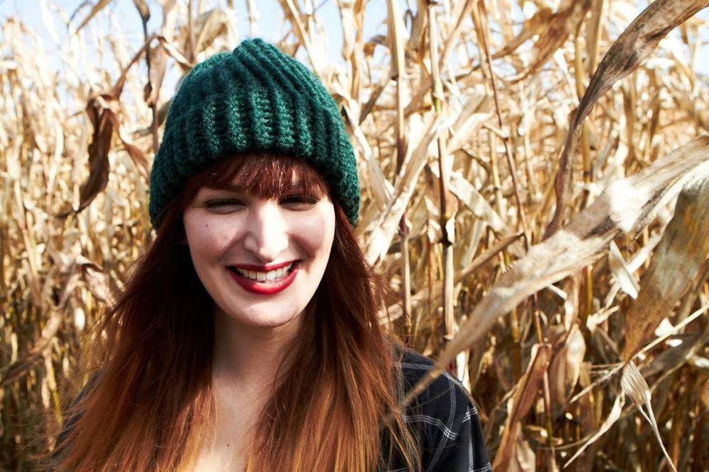 Photo by Candice Borden, Hat by Rachel Bennett