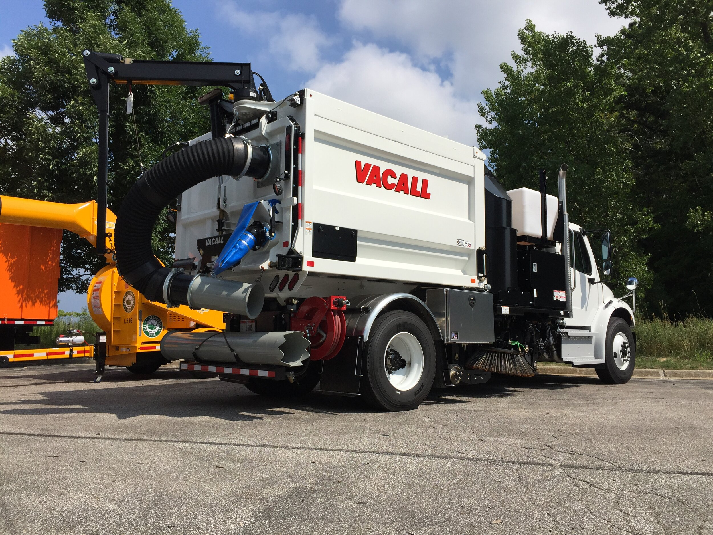 vacall - sTREET SWEEPERS